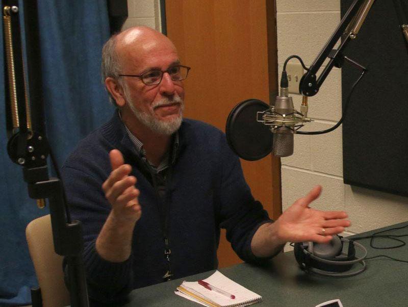 David Figura interviewed on The Campbell Conversations